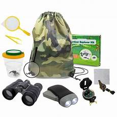 Amazon Com Set Of 6 Bug Explorer Magnifying Edola Outdoor Explorer Kit Gifts Toys 3 10 Years Old Boys