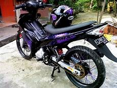 Modifikasi Jupiter Mx 2008 by Modifikasi Motor