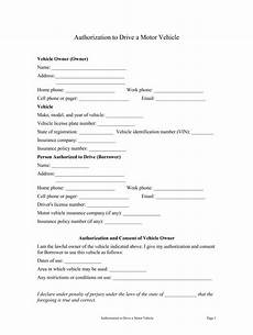 authorization letter to motor vehicle fill online printable fillable blank pdffiller