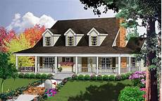 small country house plans with porches porches galore 7410rd 1st floor master suite bonus
