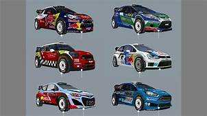 Colin Mcrae Rally 20  WRC 2011 2016 Cars Download