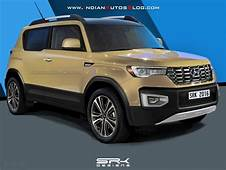 Hyundai Carlino Based Sub 4m SUV To Launch In April 2019