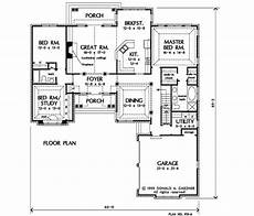 british colonial house plans 2169 sq ft basement stairs with images floor plans