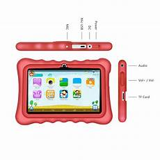 Inch Screen Science Education Children by Yuntab 7 Inch Touch Screen Educational Tablet For Children