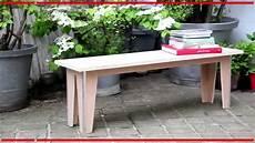 fabriquer un banc de jardin fabriquer banc de jardin mon projet bricolage