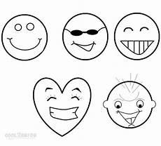 kleurplaat smiley emoji n de 25 ausmalbilder