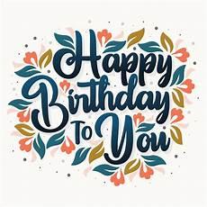 Gratis Malvorlagen Happy Birthday Happy Birthday Vector Design Free Vectors
