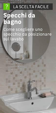 leroy merlin specchi da bagno specchio bagno con luce led o senza luce prezzi e offerte