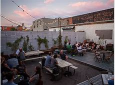 Cocktails and Cuisine in Sight of the Gowanus Canal at