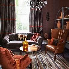 Burnt Orange Living Room Accessories