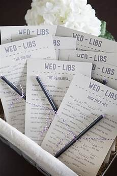 download and print your own free wedding mad libs