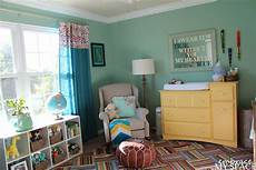 colorful gender neutral nursery project nursery