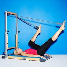 supreme pilates forbes spingym workout system with dvd