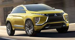 Mitsubishi EX Concept Heading To LA Show For North