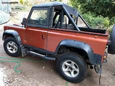Land Rover Defender Cabrio Convertible For Sale In Hamburg