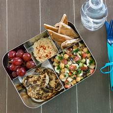mediterranean bento lunch recipe eatingwell