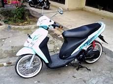 Modifikasi Suzuki Spin by Gambar Modifikasi Motor Suzuki Spin 125 Terbaru