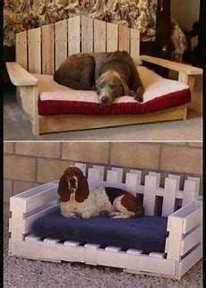 Bed Made From Pallets Diy Creations
