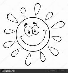 sonne comic schwarz weiß sol feliz blanco y negro archivo im 225 genes vectoriales