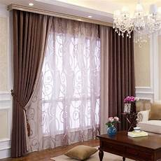livingroom drapes bedroom or living room chenille blackout curtains drapes