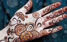 Hasil Gambar Untuk Gambar Henna Tangan Desain Henna