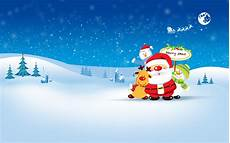 santa merry christmas wallpaper computer 11570 wallpaper cool wallpaper hdwallpaperfun com