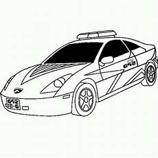 new lamborghini car coloring page color
