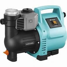 leroy merlin pompe a eau pompe arrosage automatique gardena 1757 20 3500 l h
