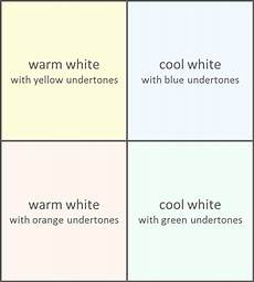 white is white right choosing the right shade of white
