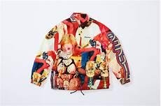 supreme japan shop supreme x sekintani la norihiro apparel collection drops