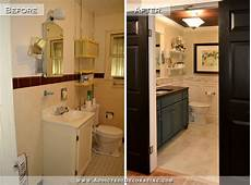 Bathroom Pictures Before And After by Diy Bathroom Remodel Before After
