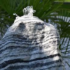 quellstein brunnen set wachauer marmor 60