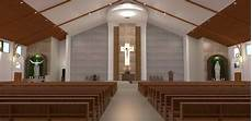 Photo Praying Area Desain Gereja Santa Clara 3 Desain