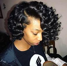 Curly Bob Weave Hairstyles