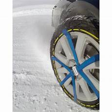 Michelin 2 Chaussettes 224 Neige Easy Grip Evolution 11