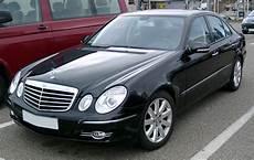 File Mercedes W211 Front 20080127 Jpg