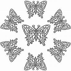 Malvorlagen Mandala Schmetterling Ausmalbilder Schmetterling 12 Ausmalbilder