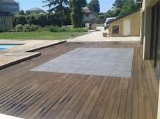 Terrasse Mit Holz Und Stein - keramik stein holz terrasse bs holzdesign