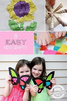 easy crafts for kids have been released kids activities