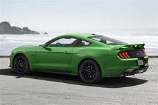 all new exterior color options coming for 2019 ford mustang