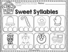 december worksheets free printable 15476 december literacy and math centers word work teaching kindergarten literacy phonics reading