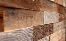 Mauer Aus Holz - wandgestaltung mit holz trendomat