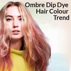Do Hairdressers Dip Dye Hair