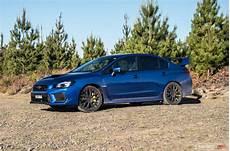 2018 Subaru Wrx Sti Review Spec R Premium