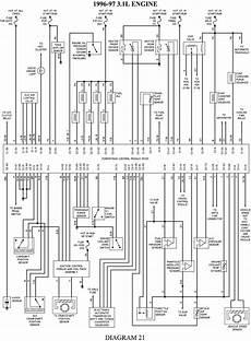97 pontiac sunfire radio wire diagram i a 97 pontiac grand am gt 3100 i no spark the icm has been test i replaced the crank