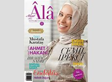 Ala magazine in turkey   hijab magazine   Pinterest