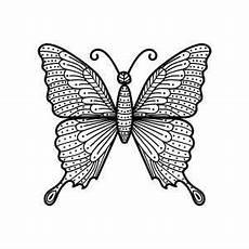 Malvorlage Schmetterling Mandala Schmetterlinge Mandalas Zum Ausdrucken