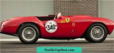 Top 10 Most Expensive Ferrari Cars Of 2018  Worlds