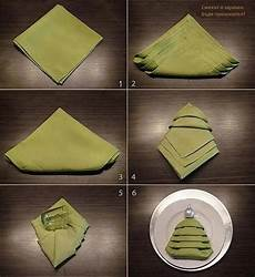 Tree Napkin Folding Tutorial Pictures Photos