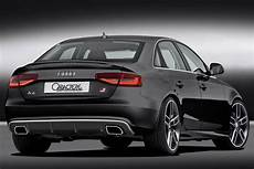 caractere rear diffuser with dual exhaust fits audi a4 b8